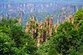 Zhangjiajie National Forest Park - travels
