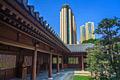 Chi Lin Nunnery - banque des photos