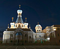 Sharjah (city) - photography - St. Philip the Apostle Russian Orthodox Church