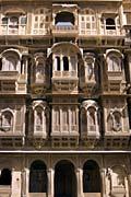 Patwon Haveli pictures - Jaisalmer