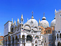 St Mark's Basilica in Venice - picture