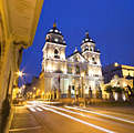 Holiday pictures - Lima - the capital of Peru