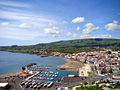 Vitoria city in Terceira Island (Azores) - photo travels