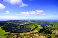 São Miguel Island (Azores) - photography - Lakes of Santiago and 7 cidades