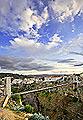 Konstantyna - foto podróże - trzecie największe miasto Algierii