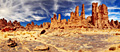Algeria's landscapes  - pictures - Sahara Desert and Tassili n'Ajjer