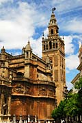 Seville Cathedral - photos - Spain