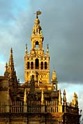 Giralda - Seville Cathedral - photo gallery