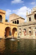 Alcázar of Seville  - pictures