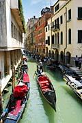 Venezia - banca foto