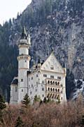 Neuschwanstein Castle  - pictures