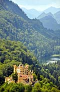 pictures - Hohenschwangau Castle