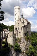 Lichtenstein Castle  - pictures