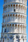 Leaning Tower of Pisa - photo travels