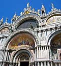 St Mark's Basilica in Venice  - pictures - Italy