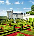 Villandry Castle - photos