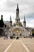 Sanctuary of Our Lady of Lourdes  - pictures