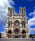 Cathedral of Notre-Dame in Reims - photos
