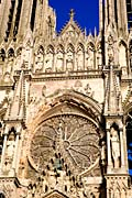 Cathedral of Notre-Dame in Reims - photography
