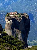 Meteora monasteries  -  Monastery of the Holy Trinity