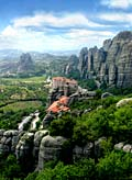 Meteora monasteries - photo travels