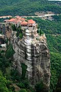 Meteora monasteries - photo gallery