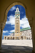 Hassan II Mosque - photography