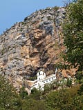 Monastery of Ostrog - photo travels