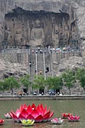 Longmen Grottoes - photos
