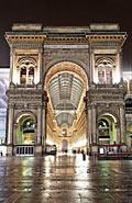 Galleria Vittorio Emanuele II - photography