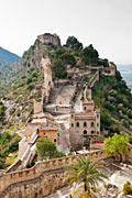 Castle of Xàtiva in Valencia - photo gallery