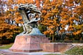 Chopin Statue (Warsaw's Royal Baths Park - Lazienki Park) - photo gallery