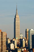 Empire State Building - banque des photos