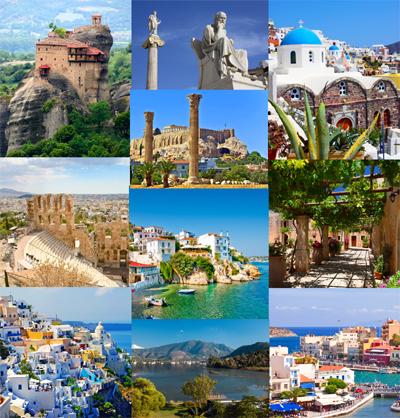 grækenland hovedstad